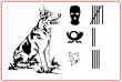 Hundeschild# -03#- Strichliste
