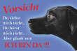 Hundeschild# -22#- Labrador