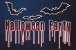 Party #Schild -227#- Halloween