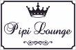 WC / Toiletten #Schild -102#- Pipi Lounge