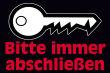 Tür / Tor #Schild -1569#- Schlüssel