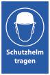 Arbeitsschutz #Schild 501 Schutzhelm