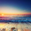 Deckenmodule Deckenmodul ab 60*60cm - Sonnenuntergang