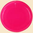 Wurfscheibe Frisbee NEON-PINK