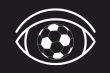 Gastronomie Public Viewing #Schild -168#- Auge Fussball
