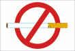 Rauchen verboten #Schild -89#- Rauchen verboten klassisch