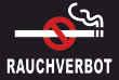 Rauchen verboten #Schild -96#- Rauchverbot