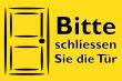 Tür / Tor #Schild -1566#- Tuere02